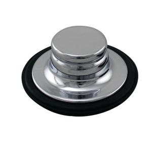 Westbrass D209-26 In-Sink-Erator Disposal Stopper - Chrome
