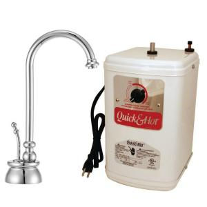 Westbrass D261H-26 Calorah Hot Water Dispenser Kit - Chrome