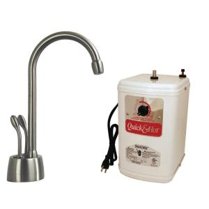 Westbrass D272H-07 Develosah Hot/Cold Water Dispenser Kit - Satin Nickel