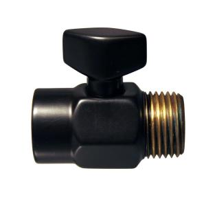 Westbrass D309-12 Shower Arm Volume Control - Oil Rubbed Bronze