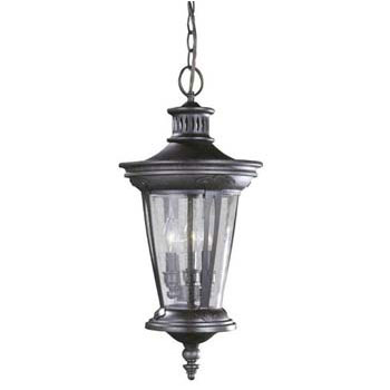 World Imports WI-74263-89 Old World Charm Outdoor Pendants - Bronze