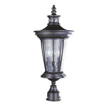 World Imports WI-74265-89 Old World Charm Post Lights - Bronze
