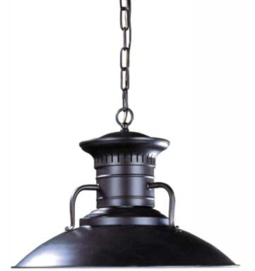 World Imports WI-76101-89 Beyond Modern Other Selections 1 Light Pendant - Bronze