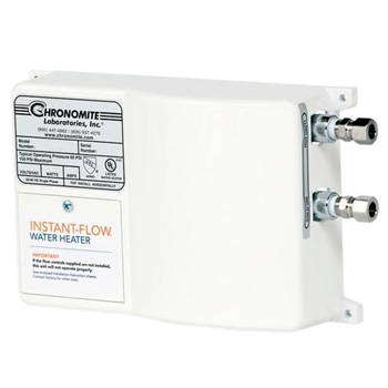 Chronomite SR20L/208 Instant-Flow SR Low-Flow Tankless Water Heater
