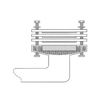 Pasco 1018-K Closet Flange Extension Kit