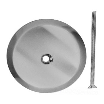 Toilet Waste Pipe Cover Plate
