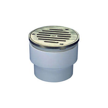 Zurn Fd2212 3 Quot X 4 Quot Finished Area Adjustable Floor Drain