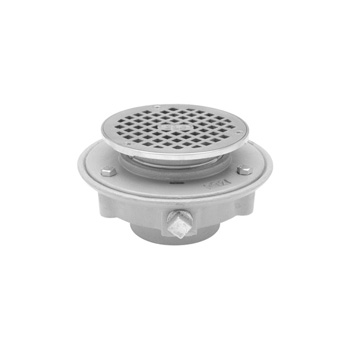 Zurn Fd 2321 Nh2 Low Profile Adjustable Finished Area