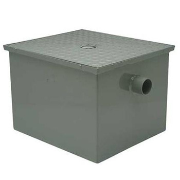 Zurn Gt2700 25 3nh Grease Trap Interceptor Faucetdepot Com