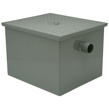 Zurn Gt2700 50 Grease Trap 50 Gallons Per Minute 100
