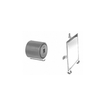 Zurn Zn1443 2 N I Wall Cleanout W Square Access Cover