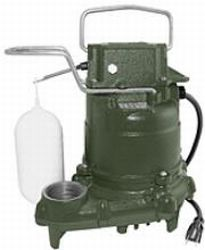 Zoeller 53-0002 Non-Automatic N53 Mighty Mate Sump Pump