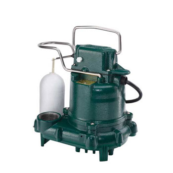 Zoeller 53 0020 M53 Mighty Mate Automatic Cast Iron