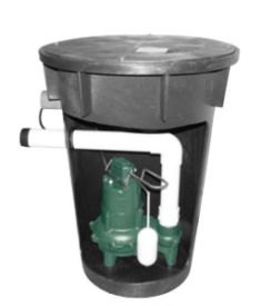 Zoeller 912-0082 Sewage Package (Job Ready)