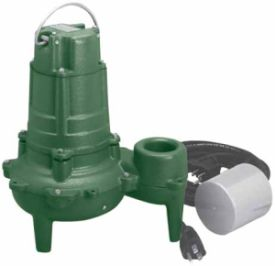 Zoeller E267 Non-Automatic Waste-Mate Submersible Sewage Pump
