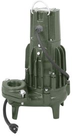 Zoeller M292 Automatic Submersible Sewage Pump 1/2 HP