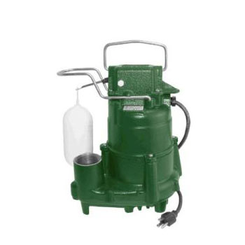Zoeller M98 Automatic 98 Cast Iron Series Submersible Pump