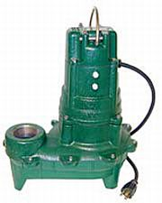 Zoeller N270-0002 Non-Automatic Waste Mate Sewage Pump 115V/1PH