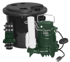 Zoeller 105 Drain Pump Series Faucetdepot Com