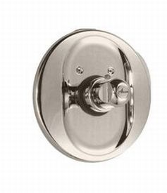 Alsons 2002-3110-BX Thermostatic Control Trim - Satin Nickel