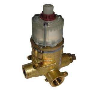 American Standard R116SS Pressure Balanced Valve Body with Integral Diverter