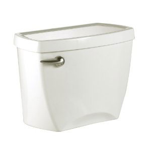 American Standard 4266.014.020 Champion-4 Toilet Tank with Coupling Components and Trim - White