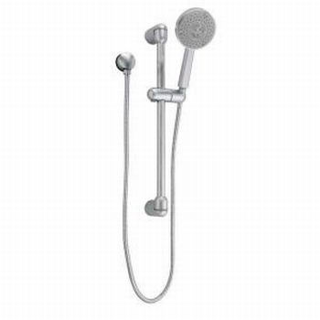 American Standard 1662.551.295 Complete Hand Shower Kit  Rain - Satin Nickel