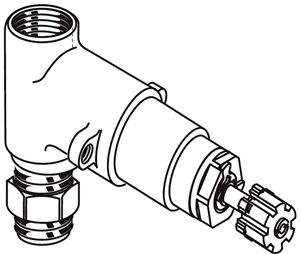 American Standard R711 3/4