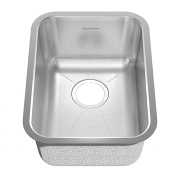 American Standard 14SB.191400.073 Prevoir Undermount 13-3/4 x 18-3/4 Single Bowl Kitchen Sink - Stainless Steel
