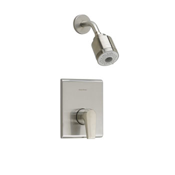 American Standard T590.507.295 Studio FloWise Shower Only Trim Kit - Satin Nickel