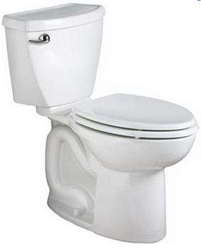 American Standard Cadet 3 Toilets Two Piece