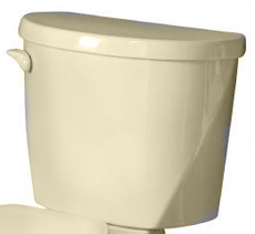 American Standard 4061.128.021 Evolution 2 FloWise Toilet Tank Only - Bone