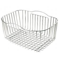 Astracast US2D0658PK USA D Double Bowl Rinsing Basket - Stainless Steel