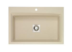 Astracast WC10SA Workcenter Large Single Bowl Sink - Sahara