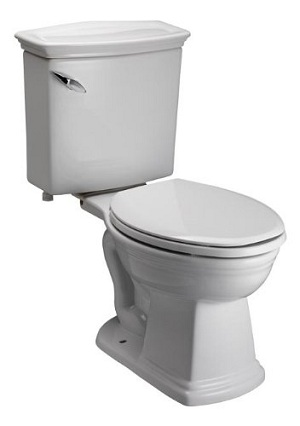 Barclay B2-170WH Washington Water Closet White (Bowl Only)