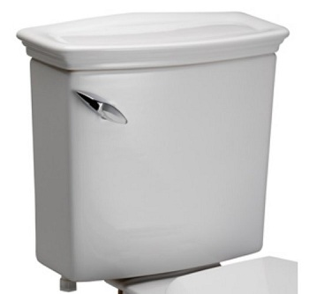 Barclay T2-170WH Washington Toilet Tank With Syphon Jet Flush White