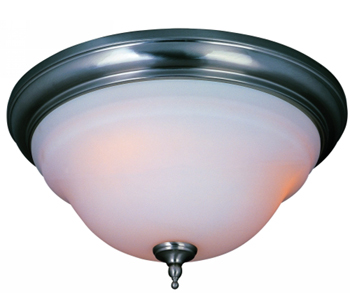 Belle Foret BF-8386-02 Montpellier Ceiling Mount - Satin Nickel
