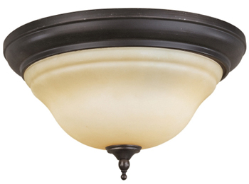 Belle Foret BF-8386-88 Montpellier Ceiling Mount - Oil Rubbed Bronze