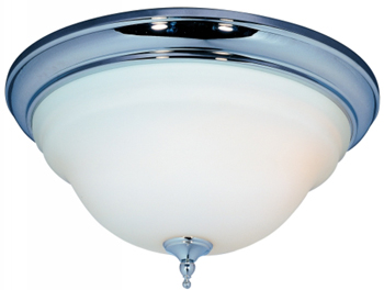 Belle Foret BF-8387-08 Montpellier Ceiling Mount - Polished Chrome