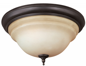 Belle Foret BF-8387-88 Montpellier Ceiling Mount - Oil Rubbed Bronze