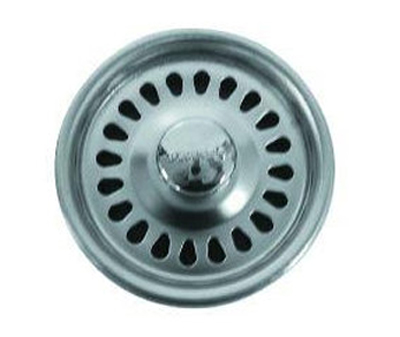 BLANCO 440004 Decorative Basket Waste Strainer - Stainless Steel