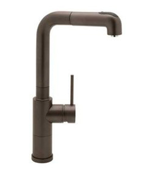 Blanco 440518 BlancoAcclaim Kitchen Faucet With Pullout Spray - Cafe Brown