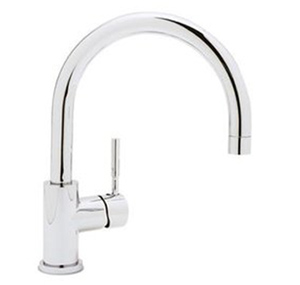 Blanco 440955 Meridian Single Handle Kitchen Faucet - Polished Chrome