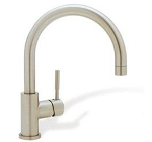 Blanco 440956 Blancomeridian Single Handle Kitchen Faucet - Satin Nickel
