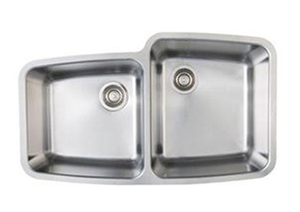 Blanco 441003 Performa 1-3/4 Reverse Bowl (Medium) - Stainless Steel
