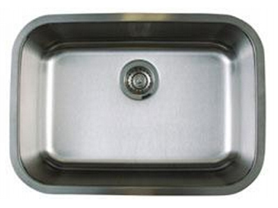 Blanco 441025 Stellar Medium Single Bowl Undermount Kitchen Sink ...