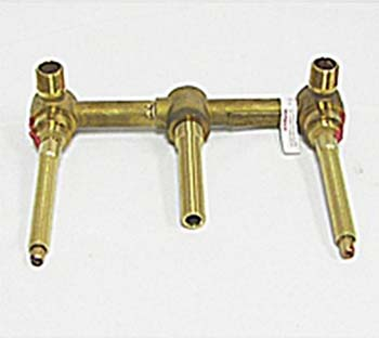 Newport Brass 1-532 2-Valve Rough for Wall-Mounted Faucet