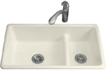 Sinks Cast Iron