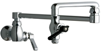 Chicago Faucets 515-CP Pot Filler - Chrome