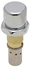 Chicago Faucets 628-XJKABNF E-CAST NAIAD Metering Fast Cycle Time Closure Cartridge - Chrome